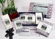 Bamboo Charcoal - Natural Home Freshener Kit