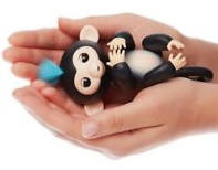 Fingerlings Interactive Baby Monkey Finger Motion and Sound