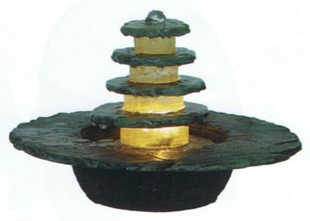 Pagoda Water Fountain