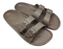 Gekko's Comfort Sandals Khaki for men