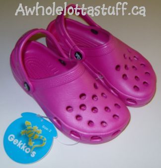 Gekkos Kids Hot Pink