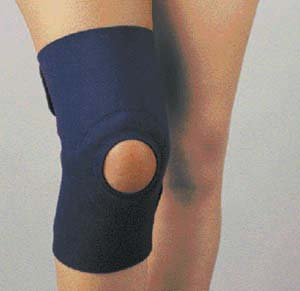 Magnetic Knee Support with 11 powerful 1000 gauss magnets